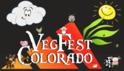 Andy speaking @ Vegfest Colorado