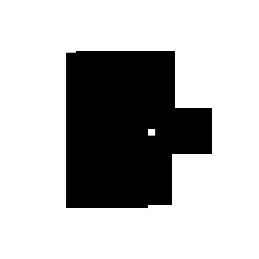 Google Play monochrome black